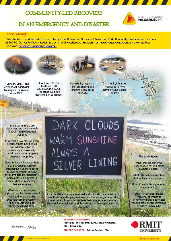 Research poster 2016 - Fiona Jennings