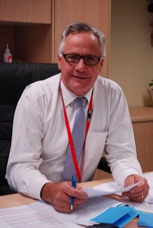 Doug Smith, new CRC director
