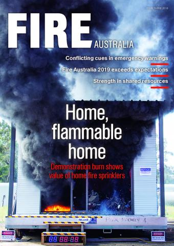 Fire Australia Issue Three 2019