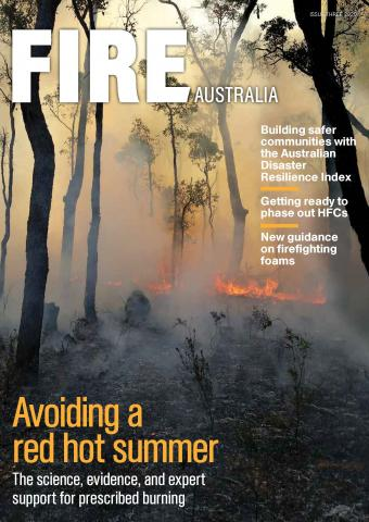 Fire Australia Issue Three 2020
