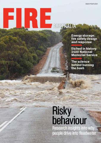 Fire Australia Issue Four 2020