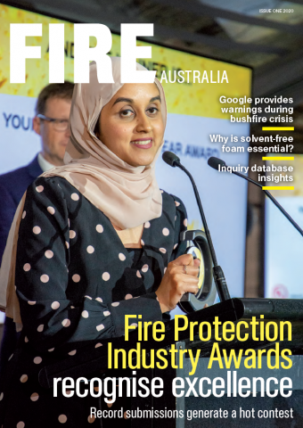 Fire Australia Issue One 2020