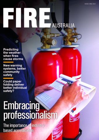 Fire Australia Issue 1 2021
