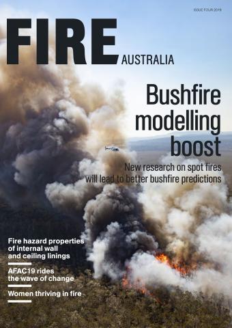 Fire Australia Issue Four 2019