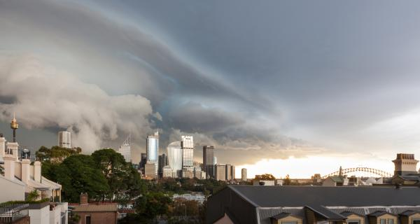 This research is informing emergency warnings for a storms, fires, floods and cyclones. Photo: cksydney, Flickr