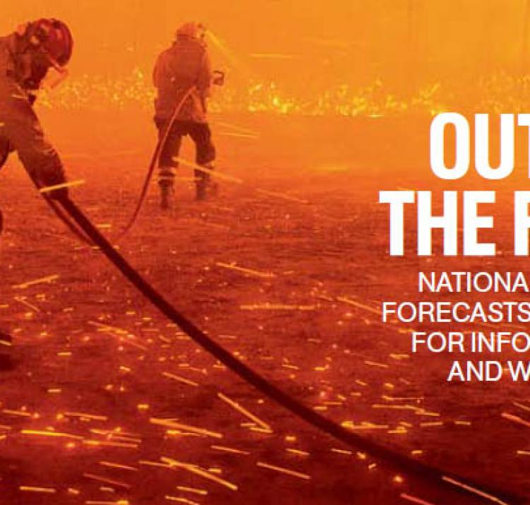 The Winter 2015 edition of Fire Australia magazine.