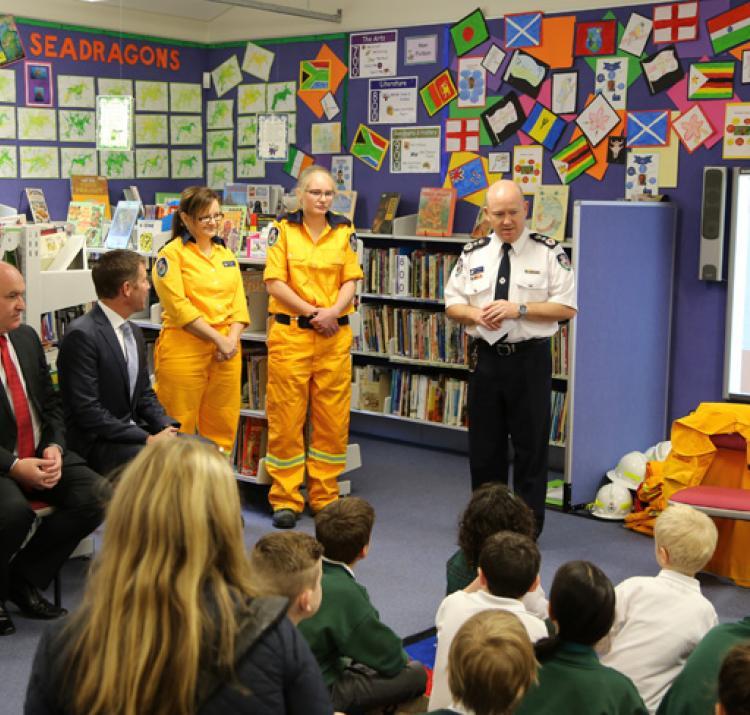NSW RFS Schools Programs