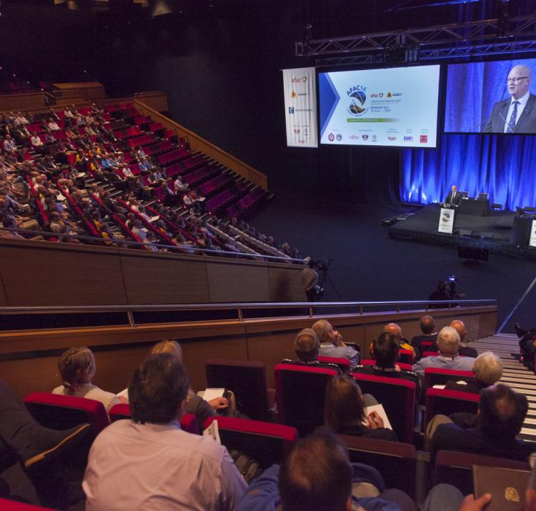 The Hon. Bill Byrne, Queensland Minister for Police, Fire and Emergency Services, opened the conference.