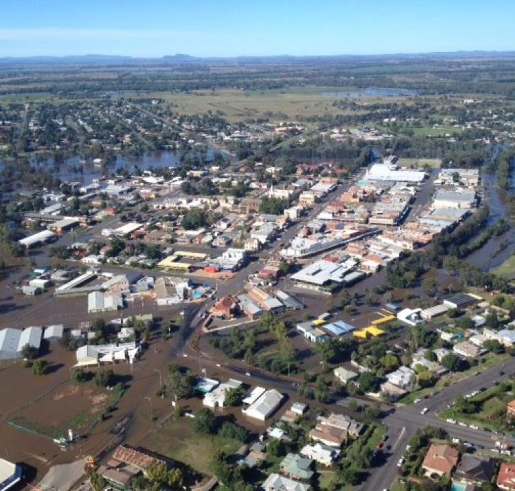 Photo by NSW RFS Media Service