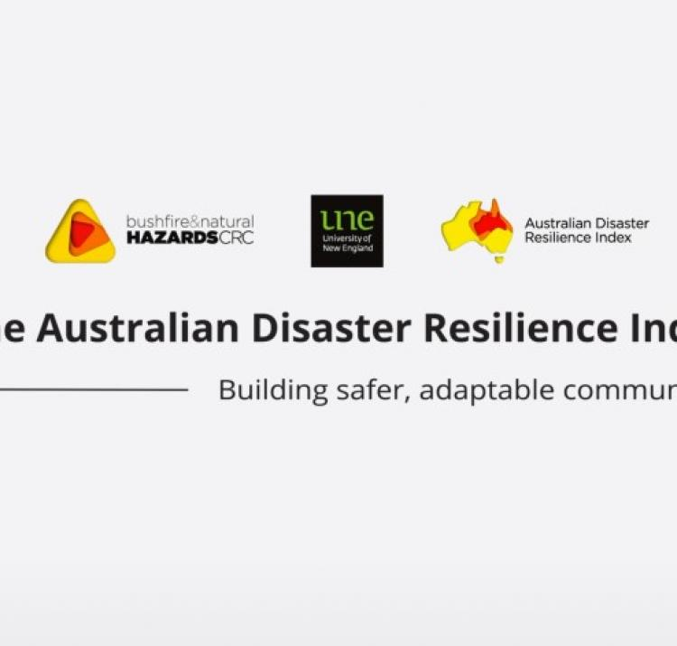 The Australian Disaster Resilience Index