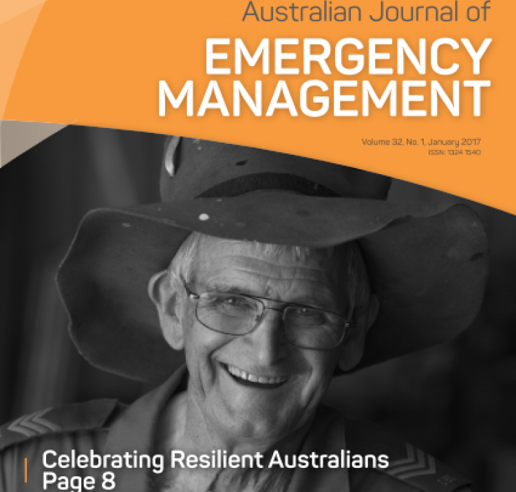 AJEM January 2017 cover