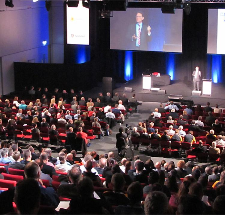 Keynote talk by Dr Rowan Douglas, CEO Capital Science & Policy Practice, Willis Group