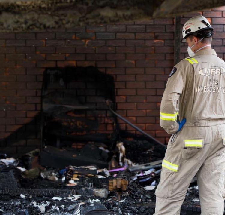 Photo: Metropolitan Fire Brigade.