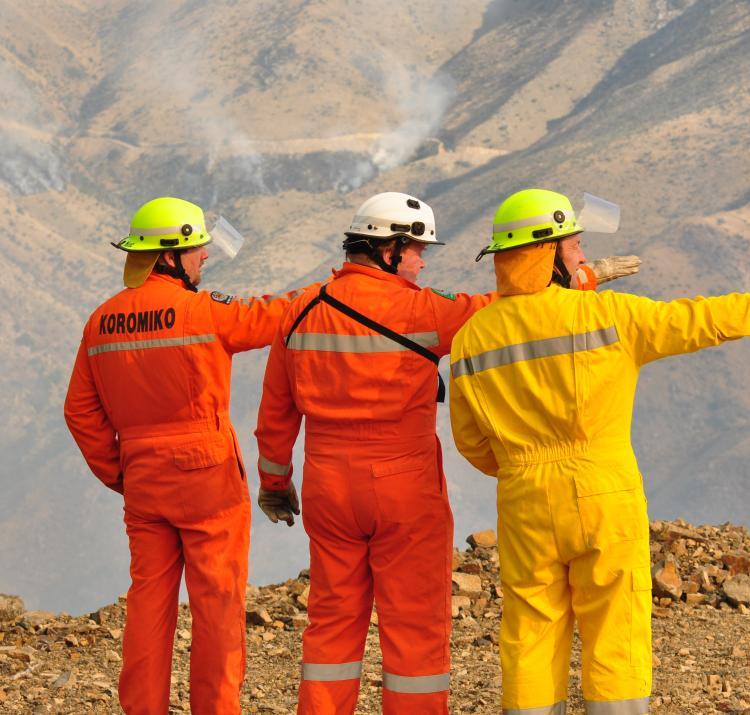 Photo: New Zealand Fire Service