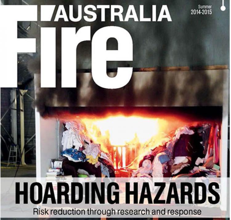 Fire Australia cover, summer 2015