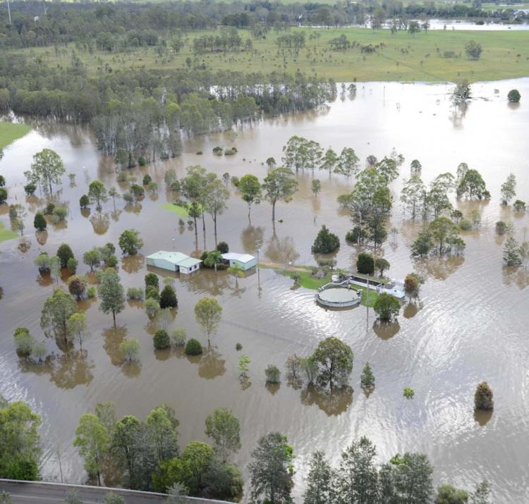 Clarence River, Grafton, NSW