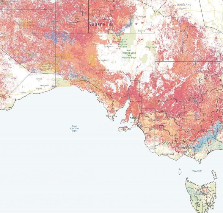 The Australian Flammability Monitoring System, which will enhance bushfire preparedness across Australia.