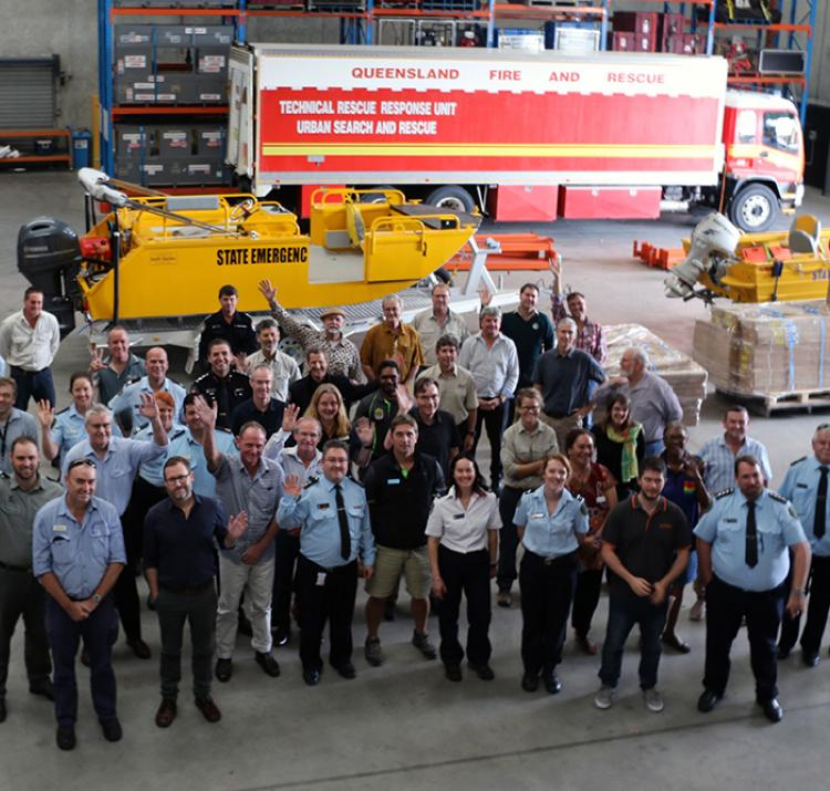 North Australia Fire Managers Forum 2018, Townsville
