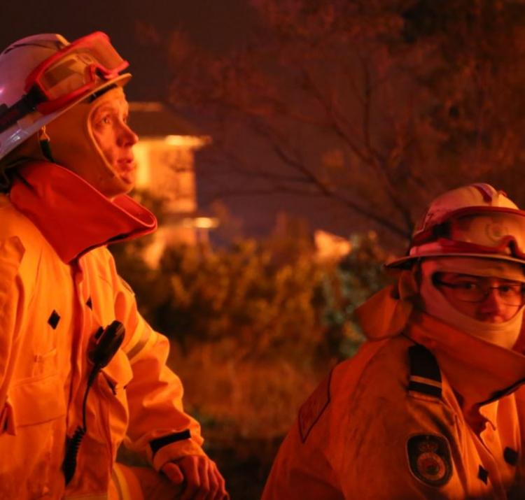 Emergency service agencies are changing their volunteering models thanks to research. Photo: Ben Shepherd, NSW Rural Fire Service