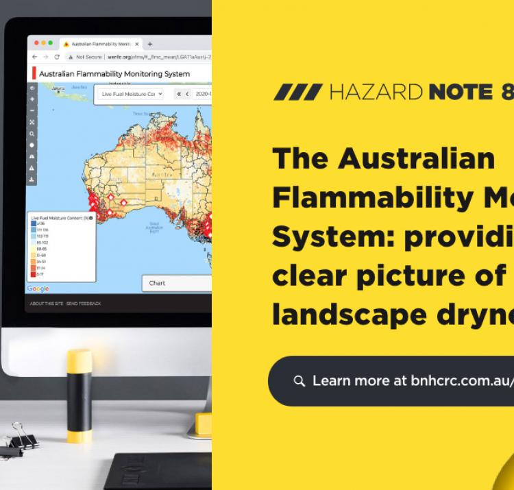 provides a clear picture of vegetation and soil dryness across the Australian landscape.