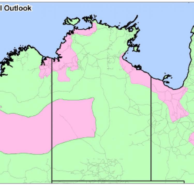 2014 North Australia Bushfire Seasonal Outlook