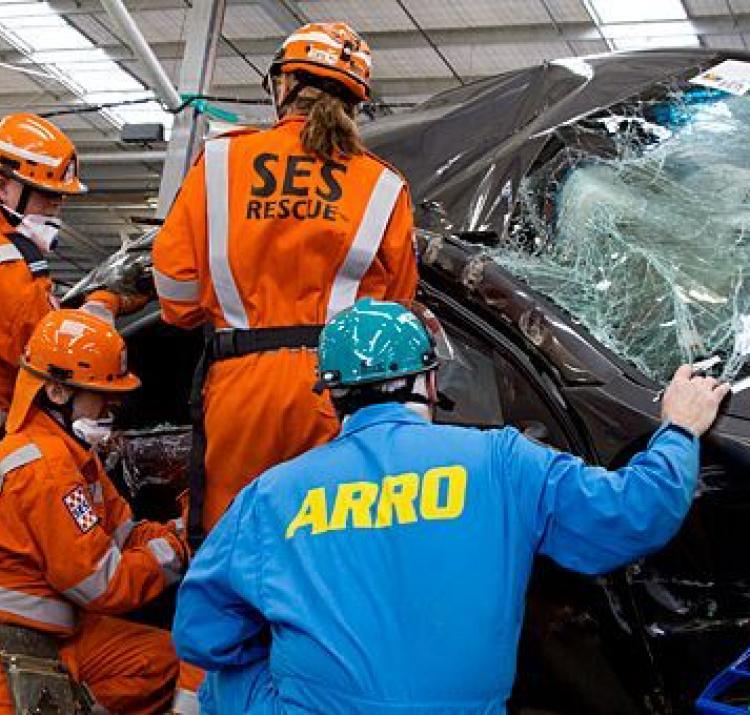 Photo: Australasian Road Rescue Organisation