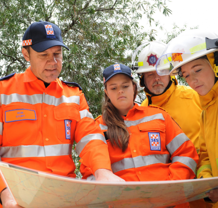 Learning from past experiences is integral to emergency management. Photo: South Australia SES (CC BY-NC-SA 2.0)