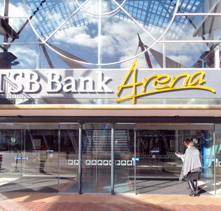 TSB Arena Wellington