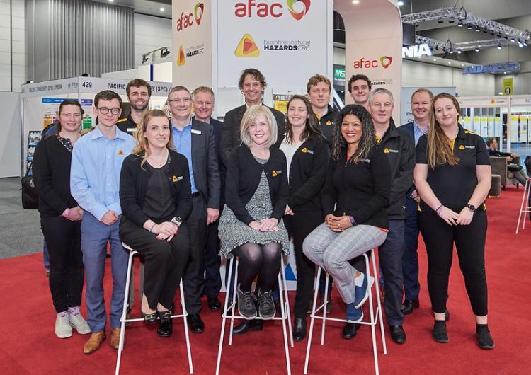 CRC staff 2019