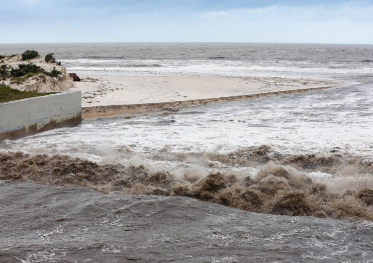 2016 Adelaide floods. Photo: South Australia SES