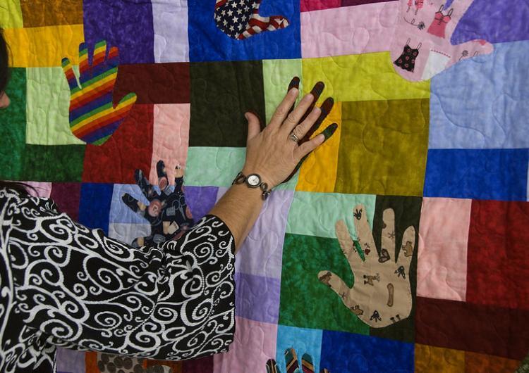 Diversity quilt. Photo: OregonDOT, Flickr (CC BY 2.0).