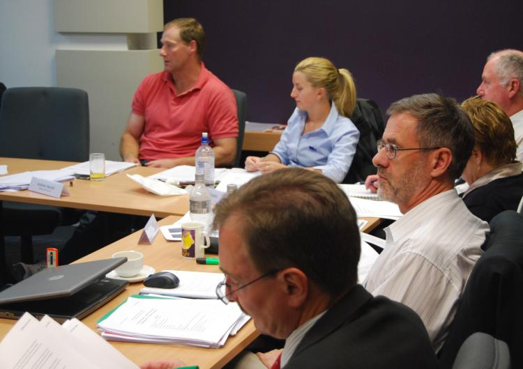 Emergency managers. Photo credit: AFAC.