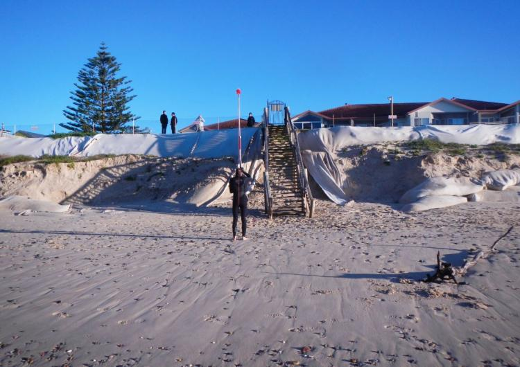 Research methods from the project are now being used in different state government programs and initiatives. Photo: Geoscience Australia.
