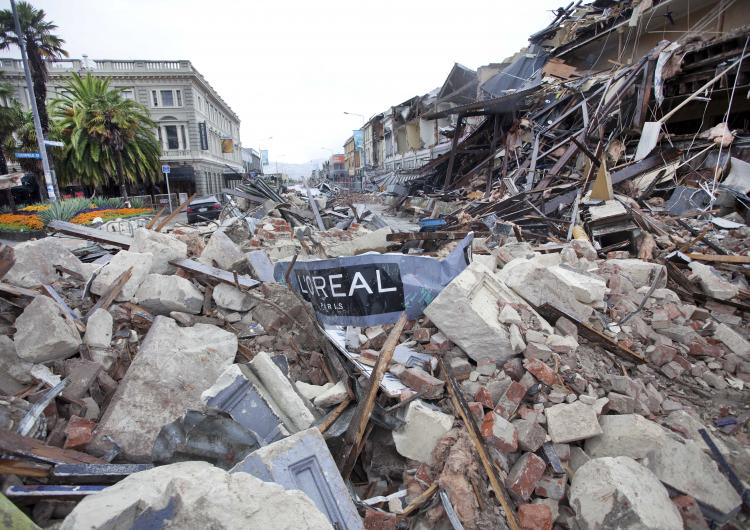 The value of disaster research: Christchurch 2011