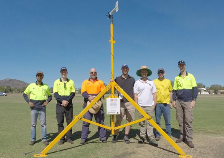 Cyclone Testing Station group