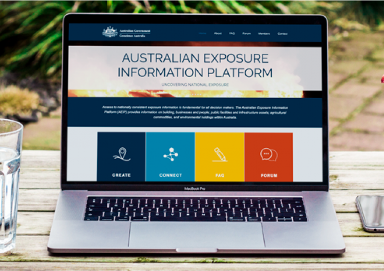 Australian Exposure Information Platform