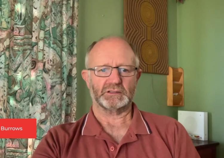 Dr Neil Burrows