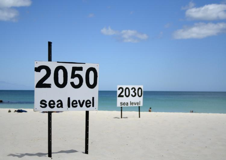 Preparing communities for sea level rise and increased coastal flooding is a difficult task. Photo: Julie G (CC BY-ND 2.0)
