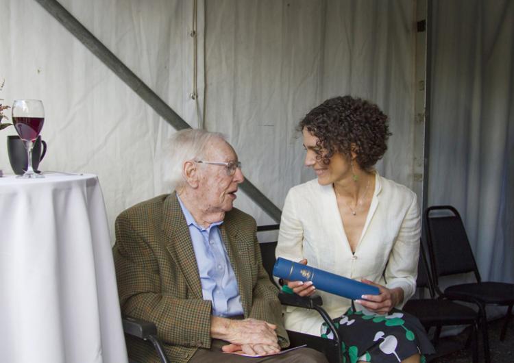 Dr Marta Yebra, Max Day