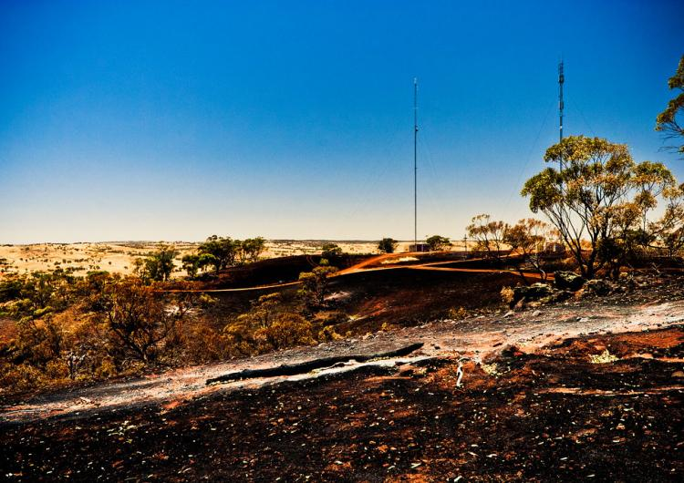 Toodyay fire. Photo: Looking Glass (CC BY-SA 2.0)