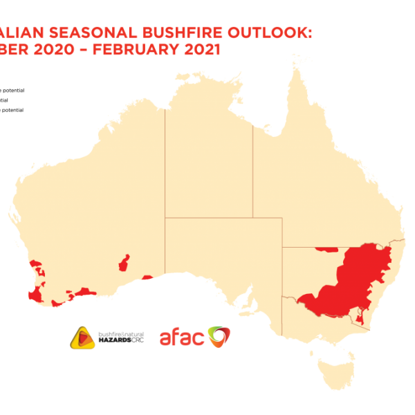 Australian Seasonal Bushfire Outlook: December 2020 – February 2021