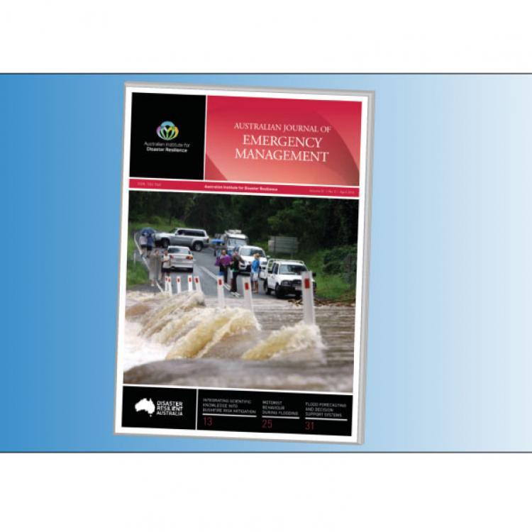 Australian Journal of Emergency Management April 2016