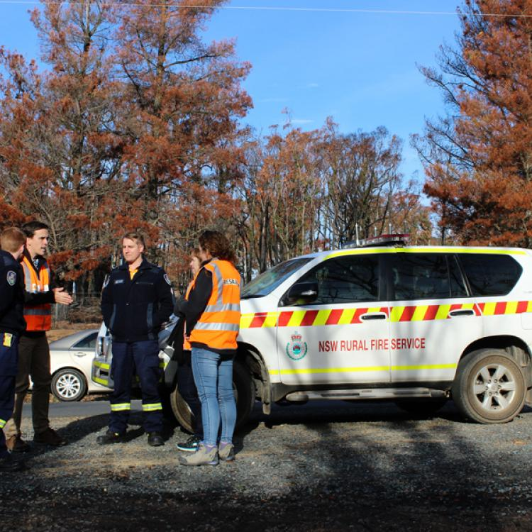 NSW Rural Fire Service post-incident task force