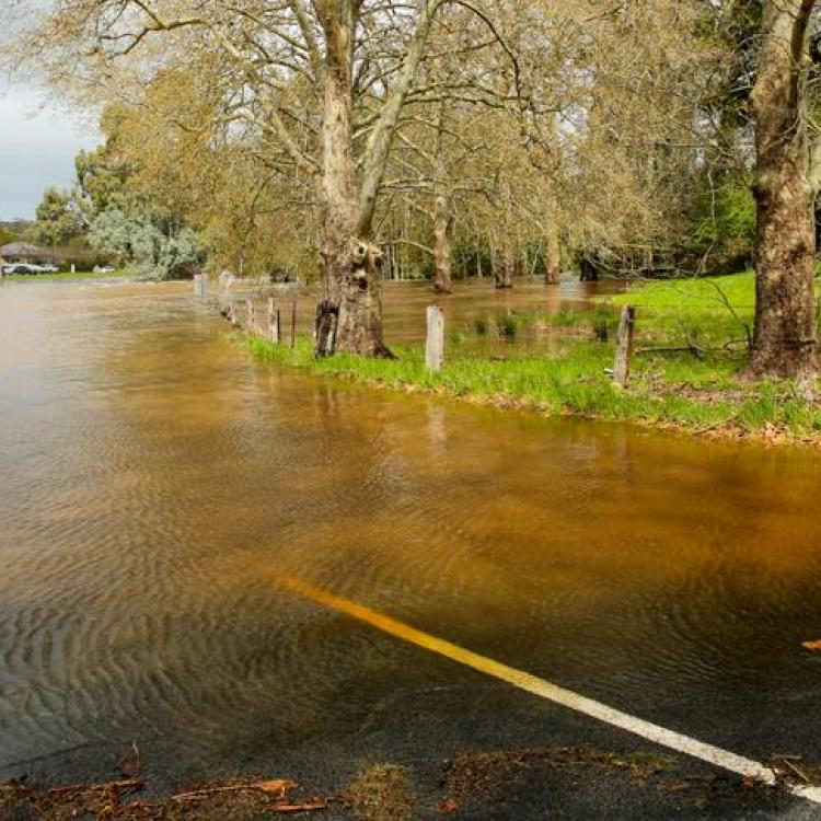 This research is informing education campaigns for flood safety. Photo: South Australia State Emergency Service