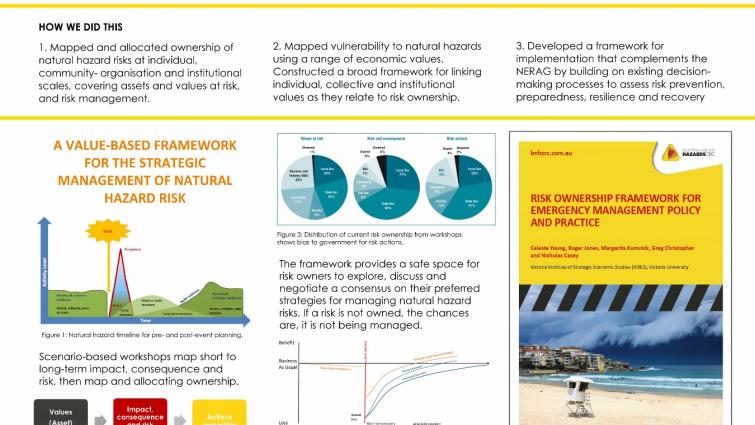 Introducing the risk ownership framework for emergency management policy and practice