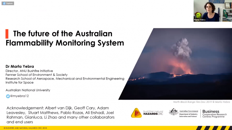 AFAC Webinar: Future of the Australian Flammability Monitoring System