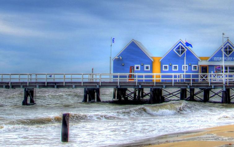 Busselton Jetty. Photo: CC 2.0