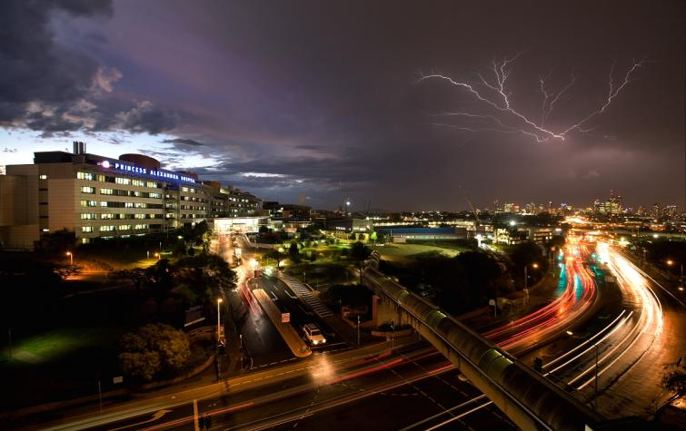 2008 Brisbane supercell. Photo: Garry61 via Flickr