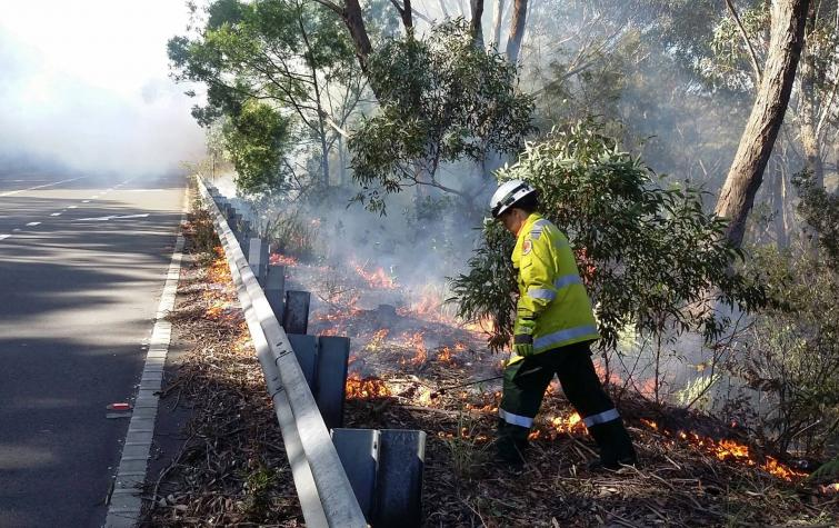 Hazard reduction burns. Photo: NSW Rural Fire Service