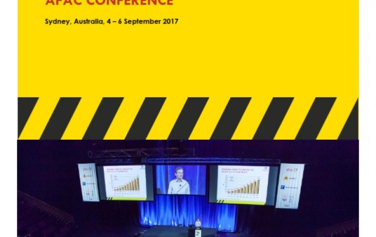 Research proceedings from AFAC17